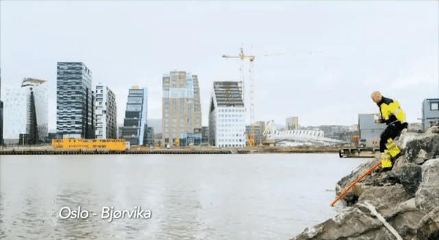 Midtgardsormen i Oslo