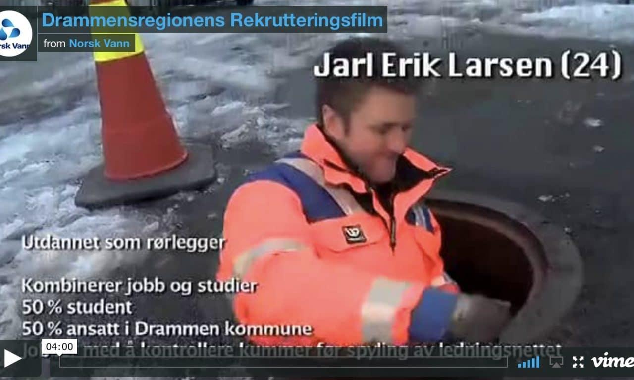 Drammensregionens Rekrutteringsfilm